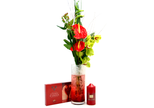 LC38 - Vase Of Love Luxury Collection