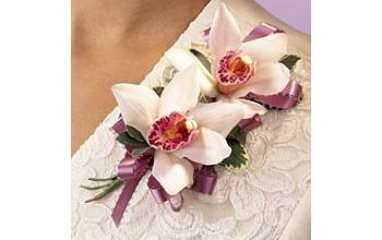 Orchid Corsage
