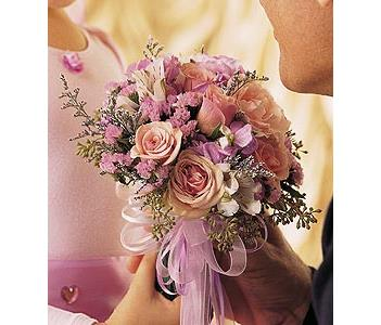 Summer Fragrance Bridal Bouquet
