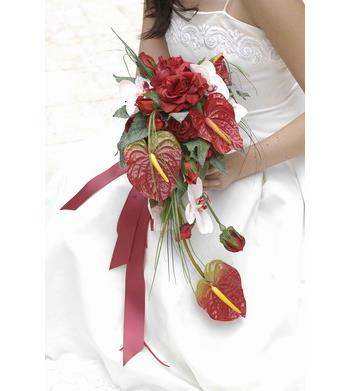 Passion Bridal Bouquet