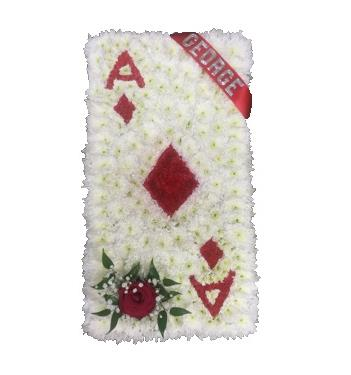 SG 147 PLAYING CARD