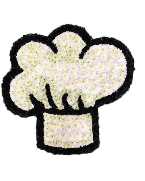 SG 171 CHEF'S HAT (CUT OUT)