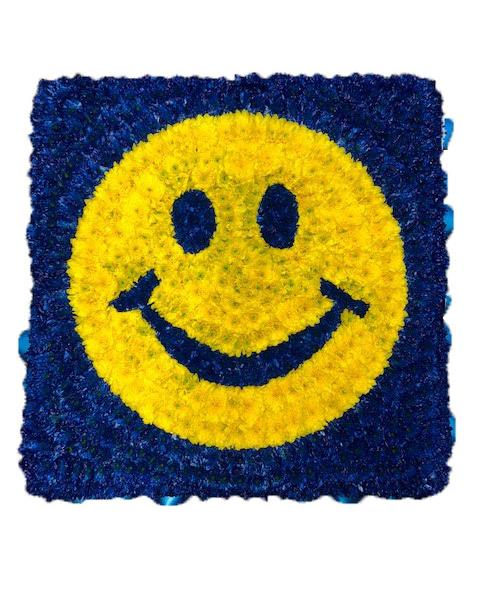 SG 164 SMILEY FACE CUT OUT